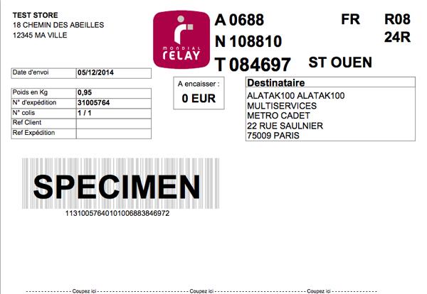 Livraison mondial relay - Mondial relay toulouse ...