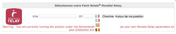 Mondial relay - Liste point relais amazon ...
